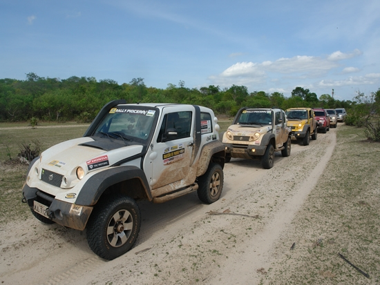2� DIA - 23/JAN/2013- CARRO 4X4